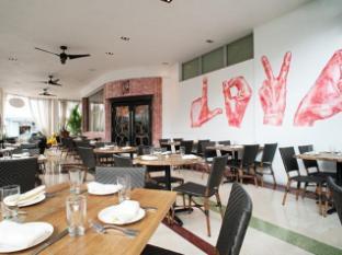 Dream South Beach ميامي، فلوريدا - المطعم