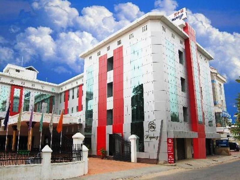 KPM Regency - Hotell och Boende i Indien i Palakkad