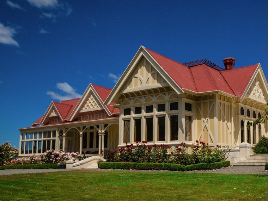 Pen-y-bryn Lodge - Hotell och Boende i Nya Zeeland i Stilla havet och Australien