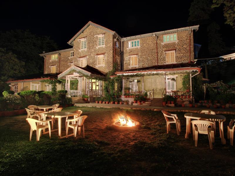 Chevron Fairhavens - Hotell och Boende i Indien i Nainital