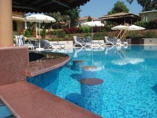 Cochichos Resort Severní Goa - Pub/lounge