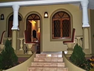 Cochichos Resort Severní Goa - Balkón/terasa