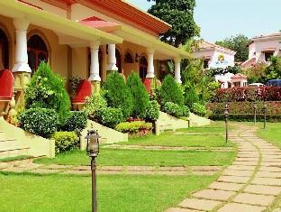 Cochichos Resort Severní Goa - Exteriér hotelu