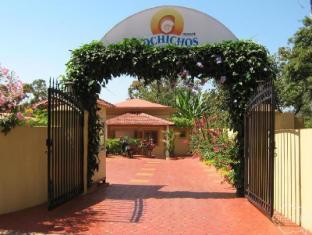 Cochichos Resort Severní Goa - Vchod