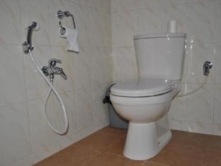 Cochichos Resort Severní Goa - Koupelna