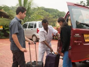 Cochichos Resort Severní Goa - Vybavení