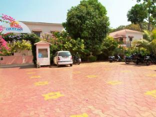 Cochichos Resort Goa Utara - Tampilan Luar Hotel