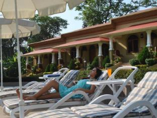 Cochichos Resort Severní Goa - Bazén