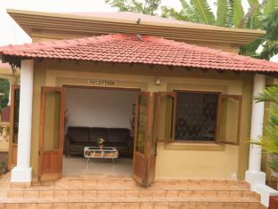 Cochichos Resort Severní Goa - Recepce