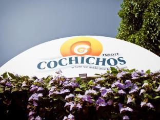Cochichos Resort Goa Utara - Tempat Masuk
