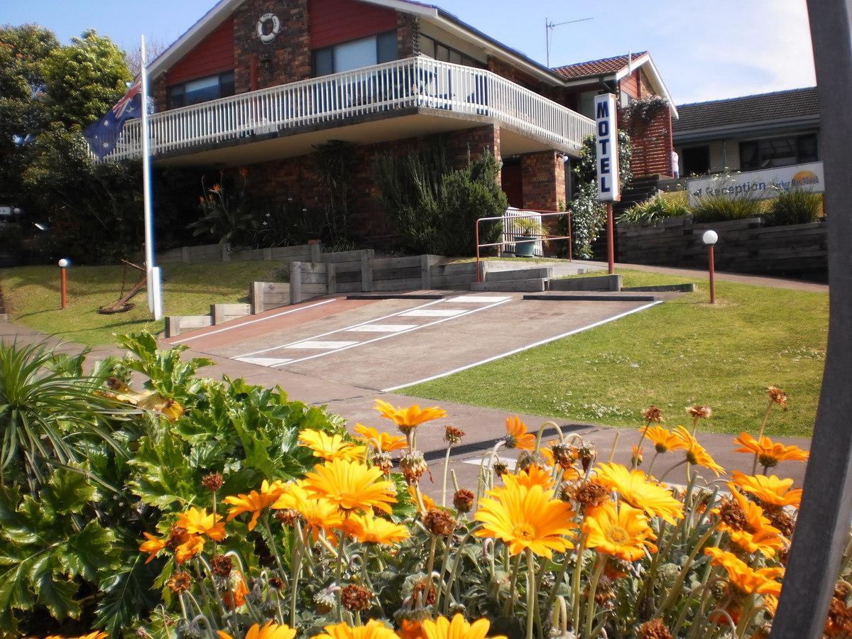 Anchor Bay Motel - Hotell och Boende i Australien , Nowra