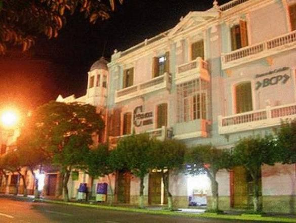 Capital Plaza Hotel - Hotels and Accommodation in Bolivia, South America