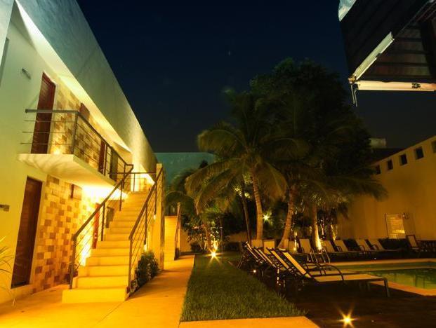 Grand City Hotel Cancun