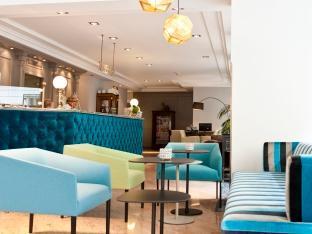 Hotel Beethoven Wien Dunaj - avla