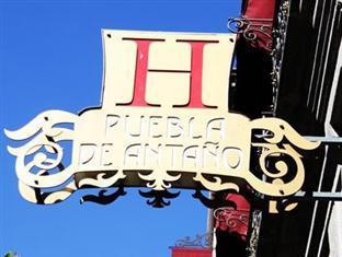 Hotel Boutique Puebla de Antano Puebla - Entrance