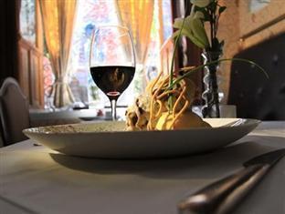 Hotel Boutique Puebla de Antano Puebla - Restaurant