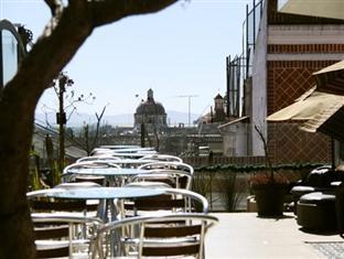 Hotel Boutique Puebla de Antano Puebla - Terrace Lounge