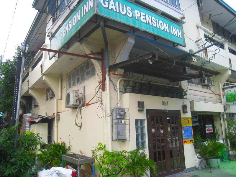 Gaius Pension Inn - Hotels and Accommodation in Philippines, Asia