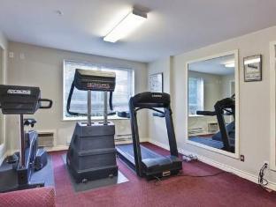 Sandman Hotel Langley Vancouver (BC) - Fitneszterem