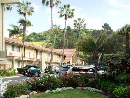 Vagabond Inn Hotel Circle San Diego