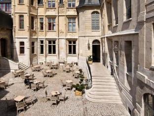 De Bourgtheroulde Hotel Rouen - Balcony/Terrace