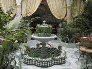 Riad Chennaoui Marrakesch - Garten