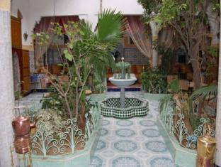 Riad Chennaoui Marrakech - Courtyard
