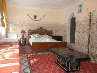 Riad Chennaoui Marrakesch - Gästezimmer