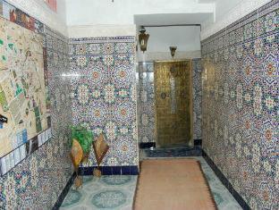 Riad Chennaoui Marrakesch - Hotel Innenbereich