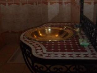 Riad Chennaoui Marrakesch - Badezimmer