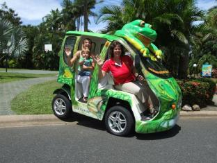 Cairns Coconut Holiday Resort Cairns - Frog Golf Buggy