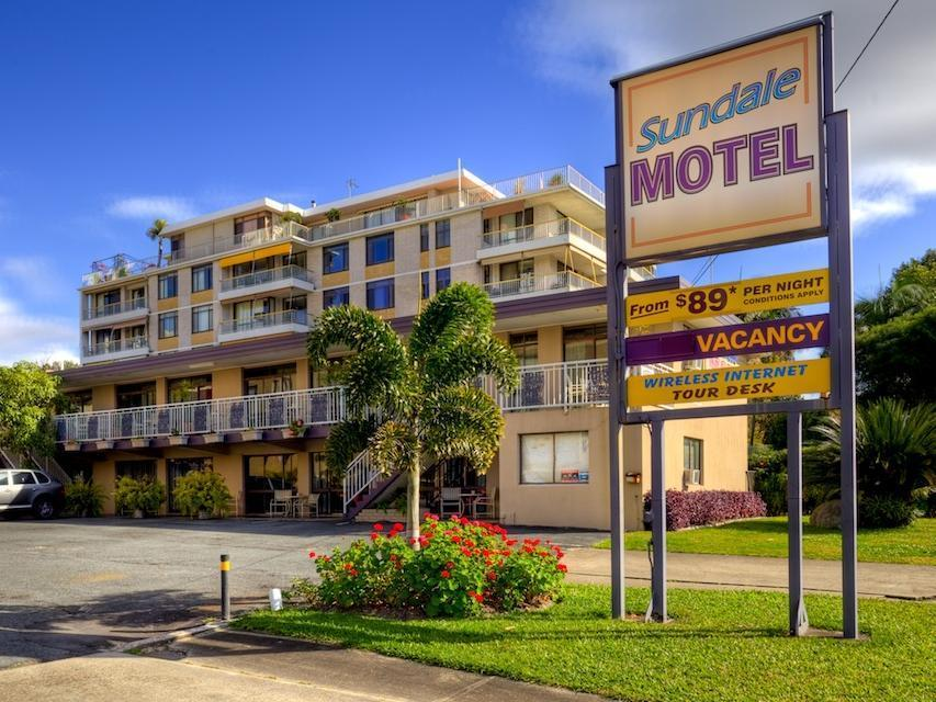 Sundale Motel - Hotell och Boende i Australien , Guldkusten