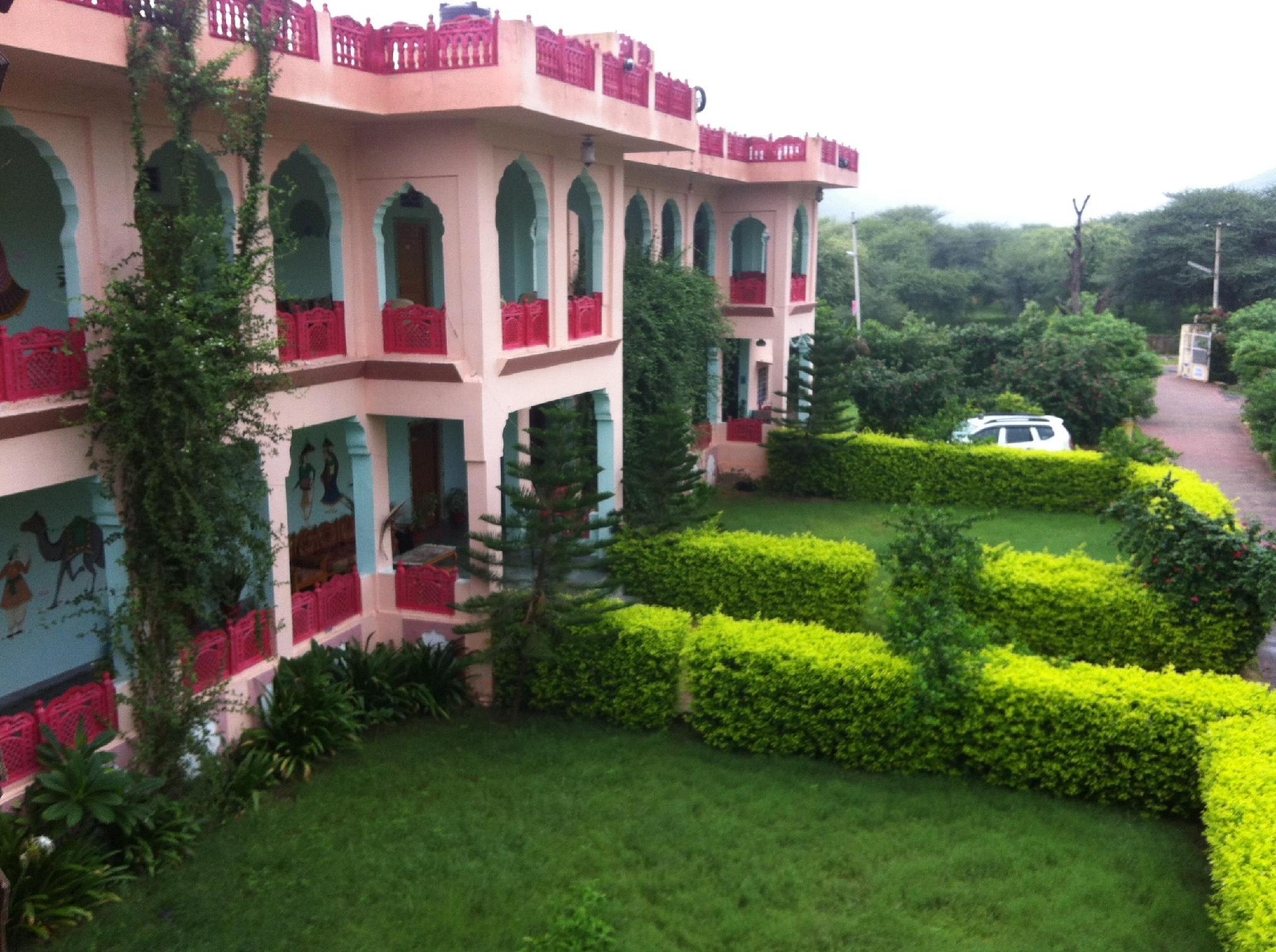 Hotell Hotel Prem Villas Pushkar