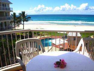 Crystal Beach Holiday Apartments Gold Coast - Balcony/Terrace