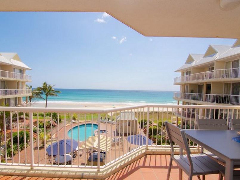 Crystal Beach Holiday Apartments - Hotell och Boende i Australien , Guldkusten