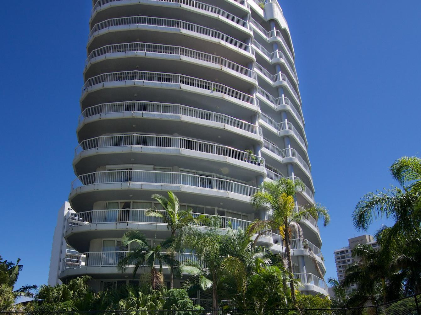 Hotell Surfers Mayfair Apartments