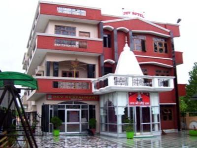 Dev Hotel - Hotell och Boende i Indien i Haridwar