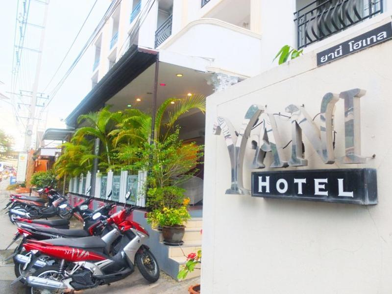 Yani Hotel Pattaya - Hotels and Accommodation in Thailand, Asia