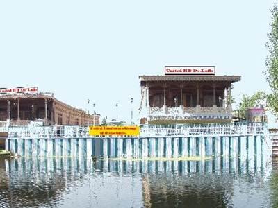 United Continents Group Houseboats - Hotell och Boende i Indien i Srinagar