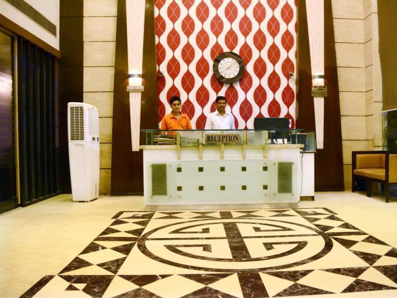 Hotel The Palmdale - Hotell och Boende i Indien i Chandigarh