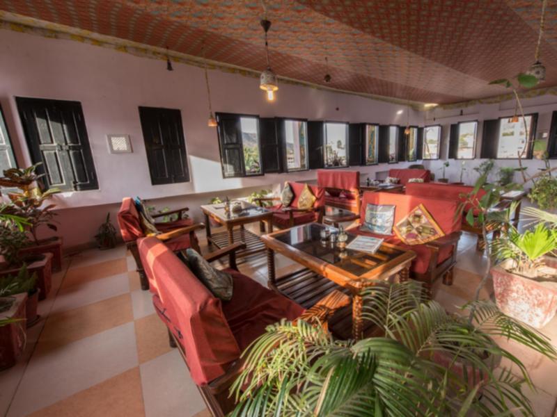 Hotel kanhaia haveli - Hotell och Boende i Indien i Pushkar