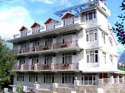Manali Continental - Hotell och Boende i Indien i Manali