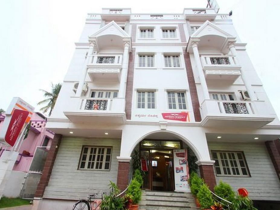 Aishwarya Residency - Hotell och Boende i Indien i Mysore