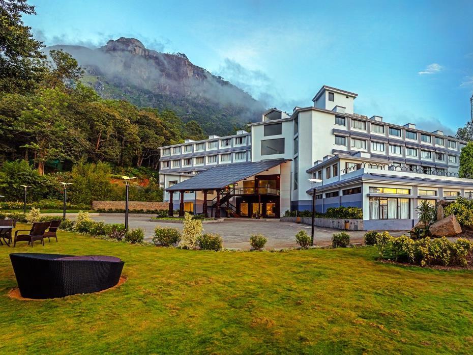 Green Vistas Hotel - Hotell och Boende i Indien i Munnar