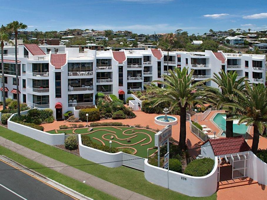 Alexandria Apartments Sunshine Coast