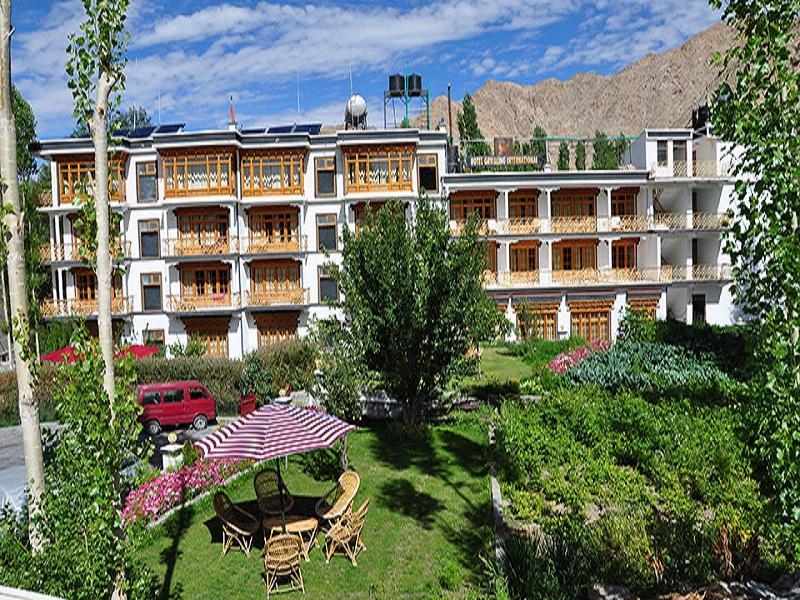 Gawaling International - Hotell och Boende i Indien i Leh