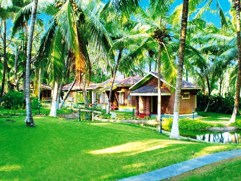 Kairali - The Ayurvedic Healing Village - Hotell och Boende i Indien i Palakkad