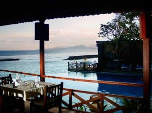 The Natia a Seaside Hotel Bali - Restaurante