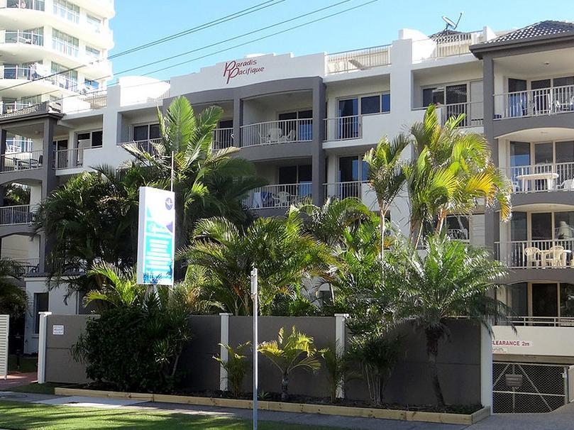 Paradis Pacifique Apartments - Hotell och Boende i Australien , Sunshine Coast