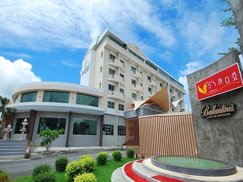Hotell Vasidtee City Hotel i , Suphan Buri. Klicka för att läsa mer och skicka bokningsförfrågan